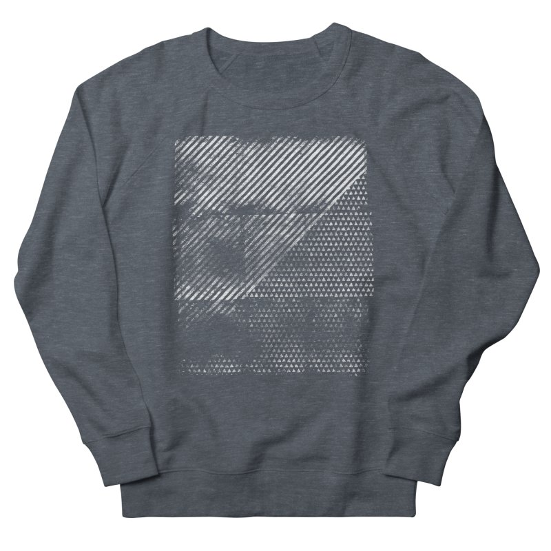 Pattern #1 Women's French Terry Sweatshirt by The Mindful Tee