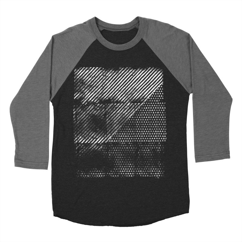 Pattern #1 Women's Baseball Triblend Longsleeve T-Shirt by The Mindful Tee
