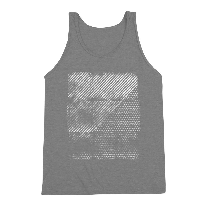Pattern #1 Men's Tank by The Mindful Tee