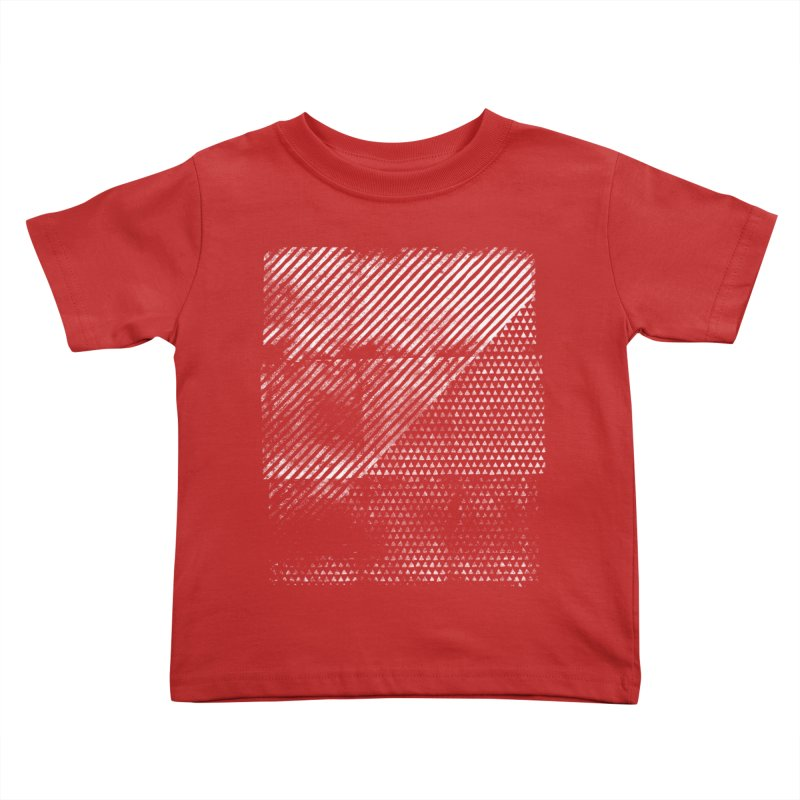 Pattern #1 Kids Toddler T-Shirt by The Mindful Tee