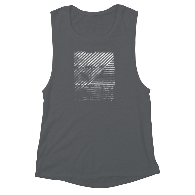 Pattern #1 Women's Muscle Tank by The Mindful Tee
