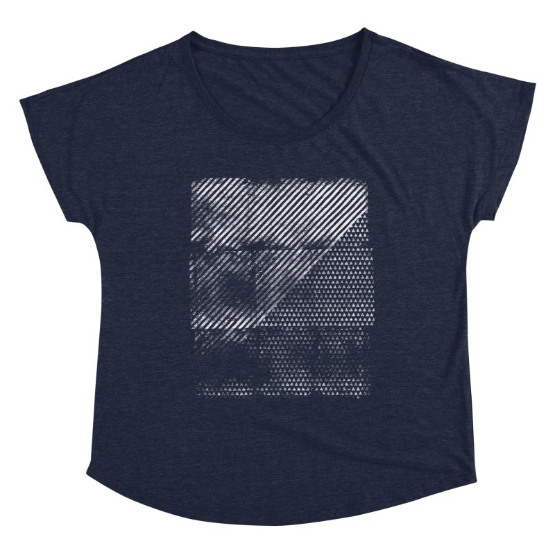 Pattern #1 Women's Scoop Neck by The Mindful Tee