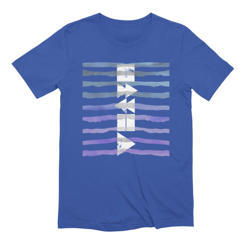 Stop, Pause... and Play Men's Extra Soft T-Shirt by The Mindful Tee