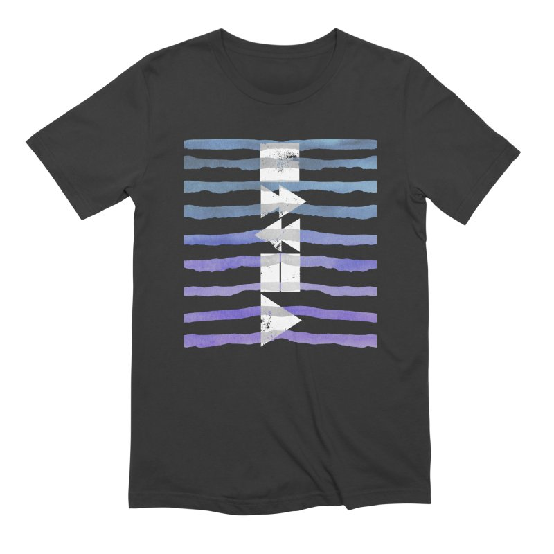 Stop, Pause... and Play Men's T-Shirt by The Mindful Tee