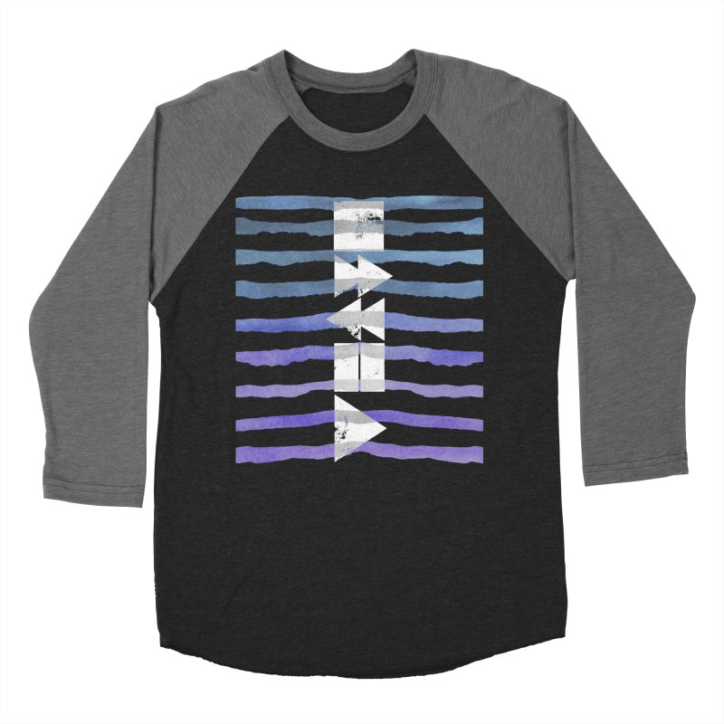 Stop, Pause... and Play Women's Longsleeve T-Shirt by The Mindful Tee