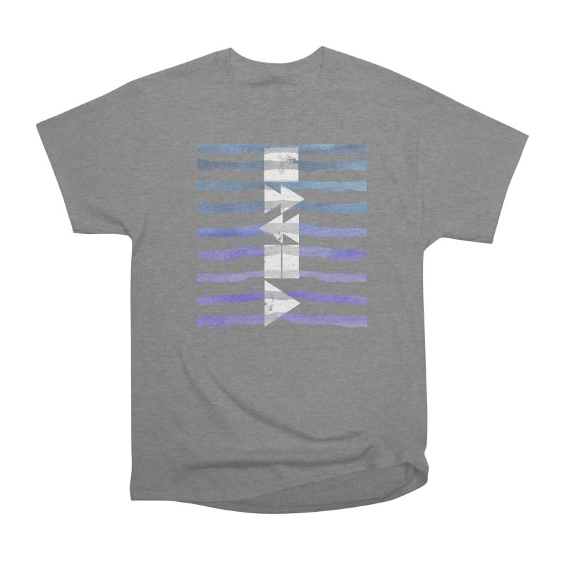 Stop, Pause... and Play Men's Heavyweight T-Shirt by The Mindful Tee