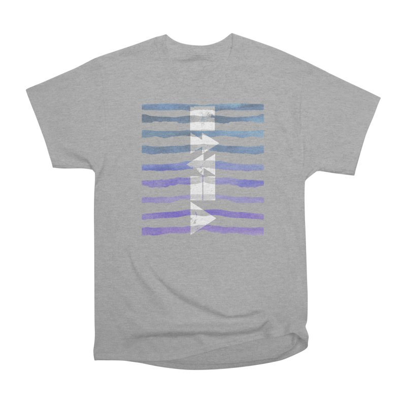 Stop, Pause... and Play Women's Classic Unisex T-Shirt by The Mindful Tee