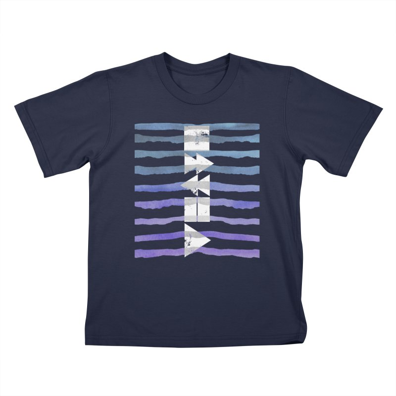 Stop, Pause... and Play Kids Toddler T-Shirt by The Mindful Tee