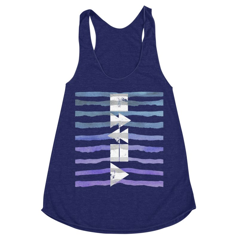 Stop, Pause... and Play Women's Tank by The Mindful Tee