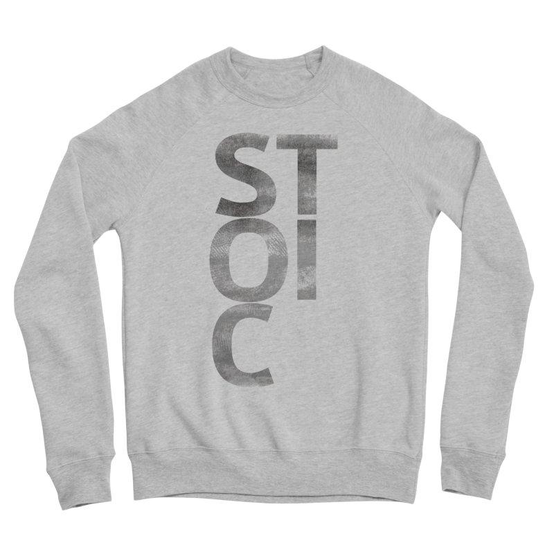 Stoic Philosophy All Type T-shirt Women's Sponge Fleece Sweatshirt by The Mindful Tee