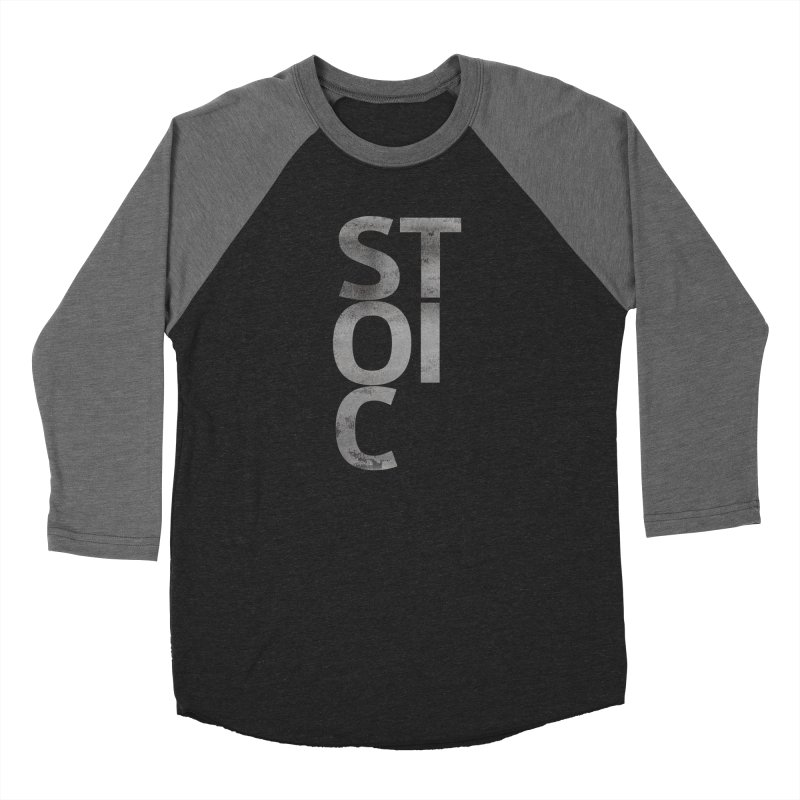Stoic Philosophy All Type T-shirt Women's Longsleeve T-Shirt by The Mindful Tee