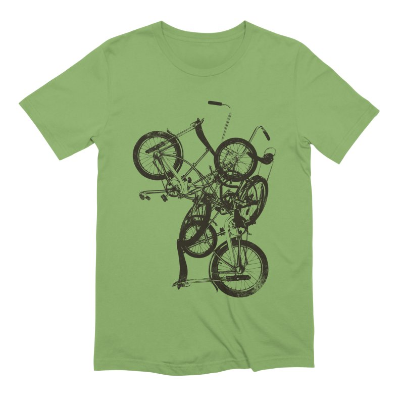 Bike Chaos | On Sale!   ➔ Men's T-Shirt by The Mindful Tee