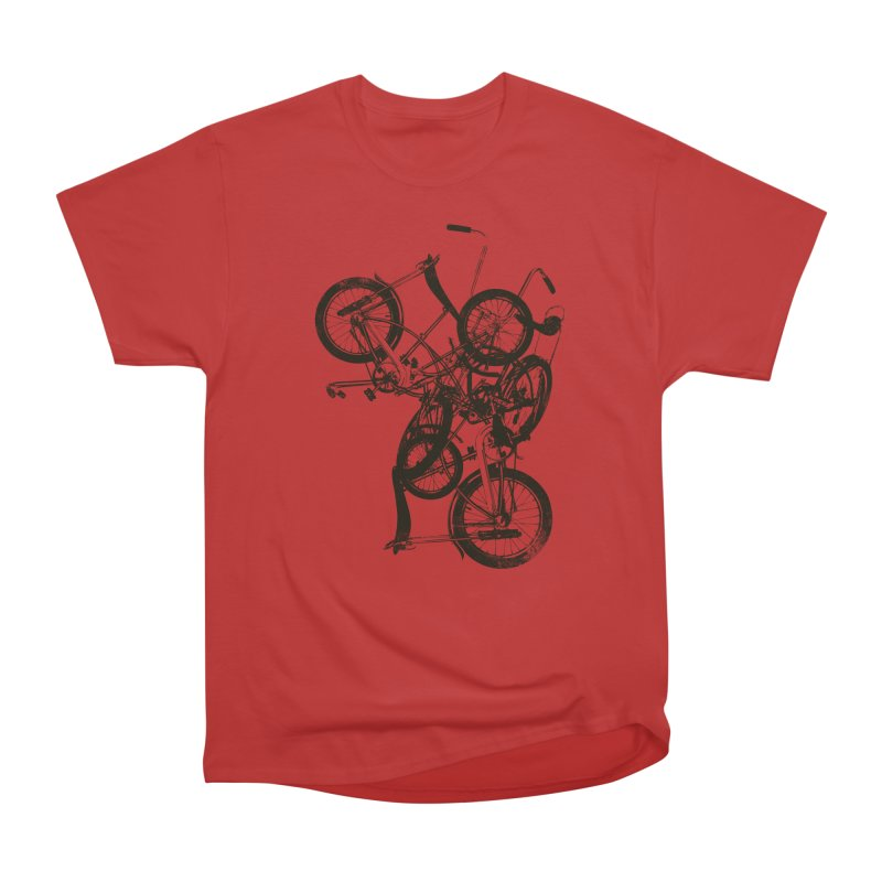 Bike Chaos   On Sale!   ➔ Men's T-Shirt by The Mindful Tee