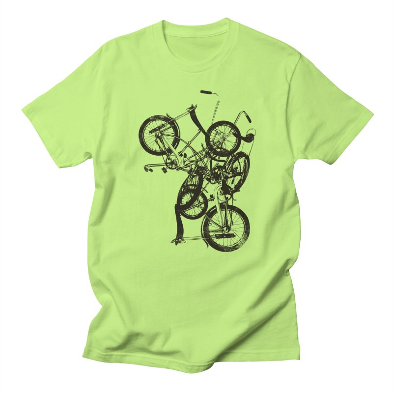 Bike Chaos | On Sale!   ➔ Men's Regular T-Shirt by The Mindful Tee