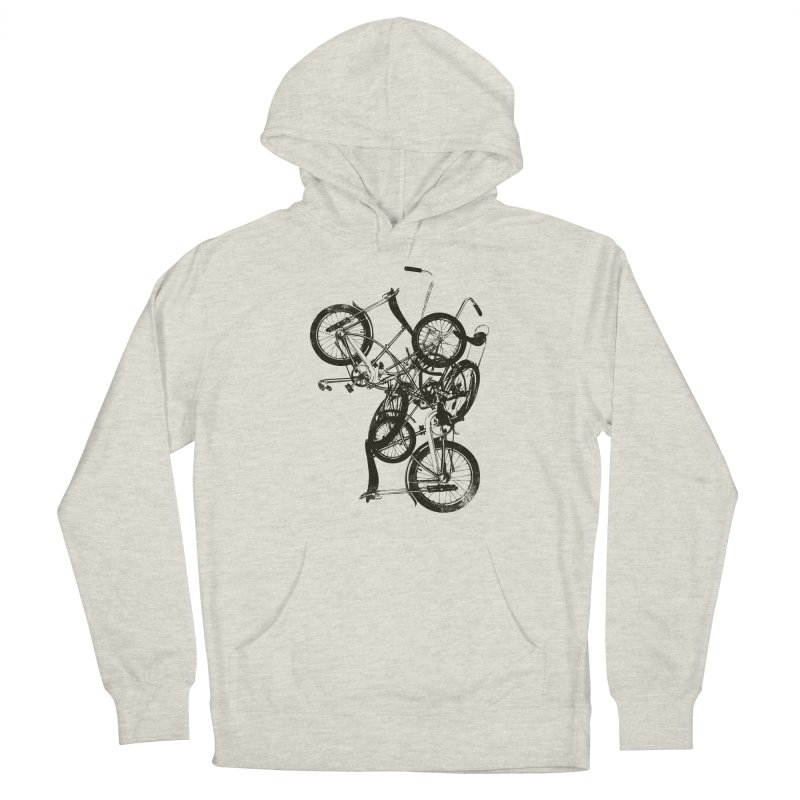 Bike Chaos | On Sale!   ➔ Women's Pullover Hoody by The Mindful Tee