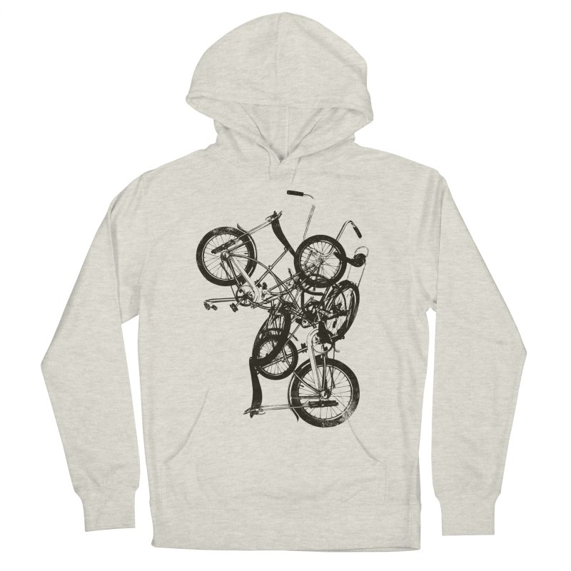 Bike Chaos | On Sale!   ➔ Women's French Terry Pullover Hoody by The Mindful Tee