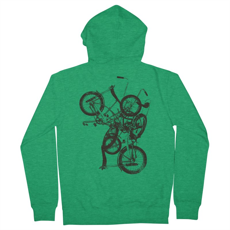 Bike Chaos | On Sale!   ➔ Women's Zip-Up Hoody by The Mindful Tee