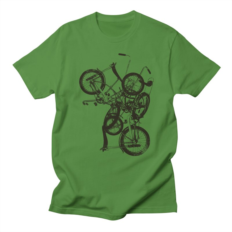 Bike Chaos | On Sale!   ➔ Women's Regular Unisex T-Shirt by The Mindful Tee