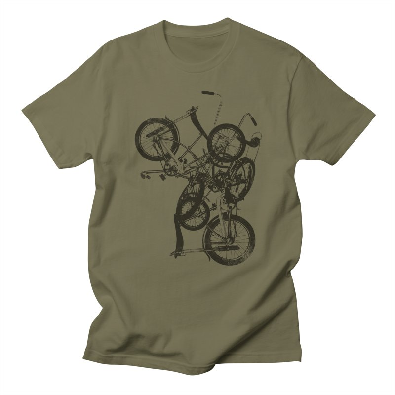 Bike Chaos | On Sale!   ➔ Women's Unisex T-Shirt by The Mindful Tee