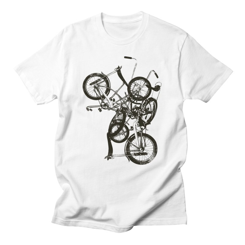Bike Chaos   On Sale!   ➔ Women's T-Shirt by The Mindful Tee
