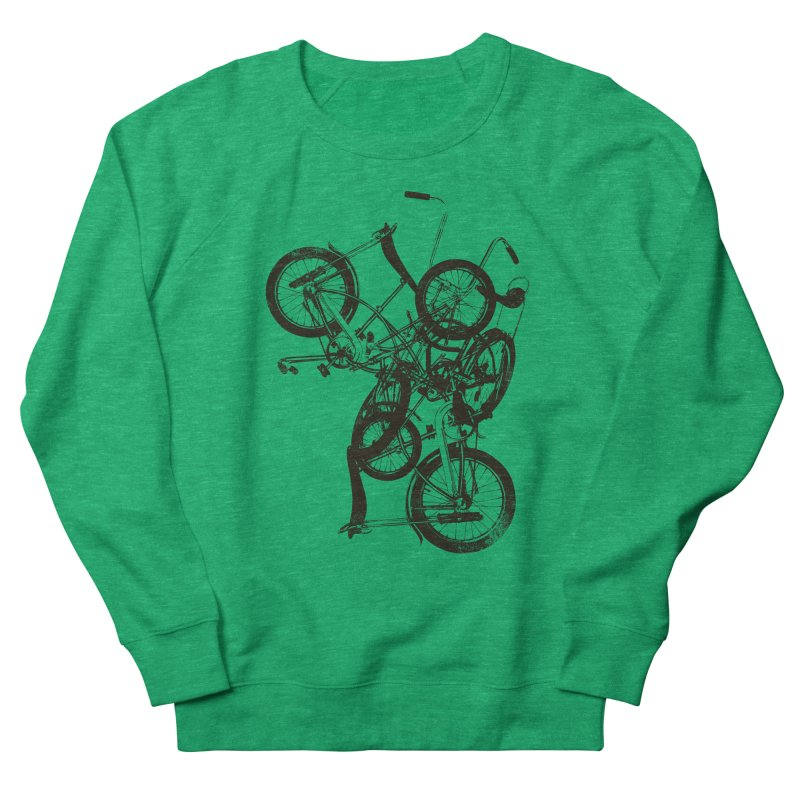 Bike Chaos | On Sale!   ➔ Women's Sweatshirt by The Mindful Tee