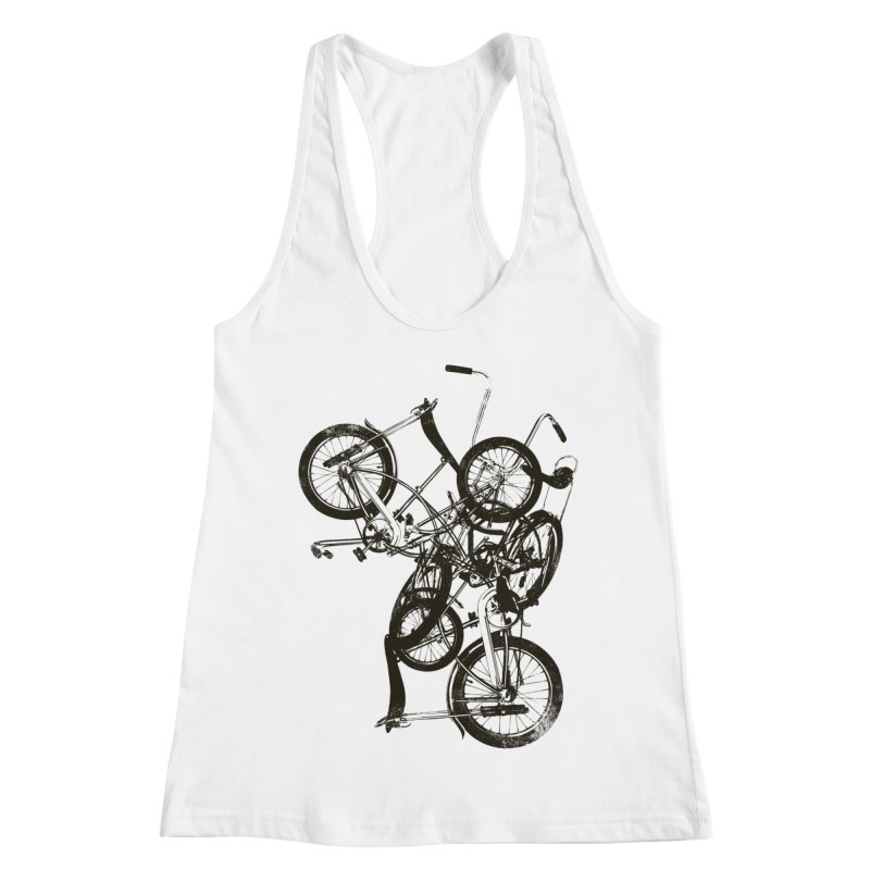 Bike Chaos | On Sale!   ➔ Women's Racerback Tank by The Mindful Tee