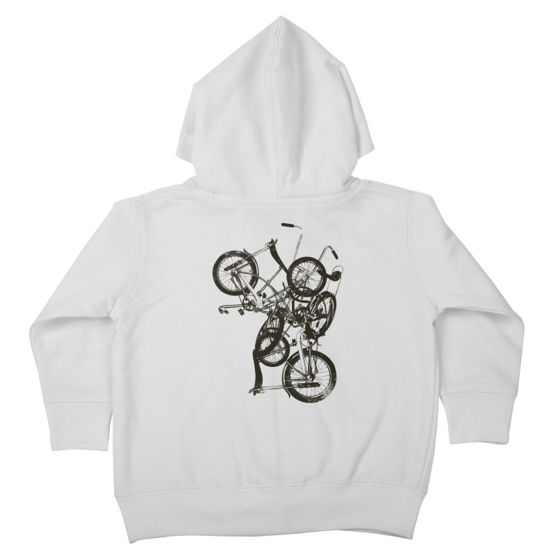 Bike Chaos | On Sale!   ➔ Kids Toddler Zip-Up Hoody by The Mindful Tee