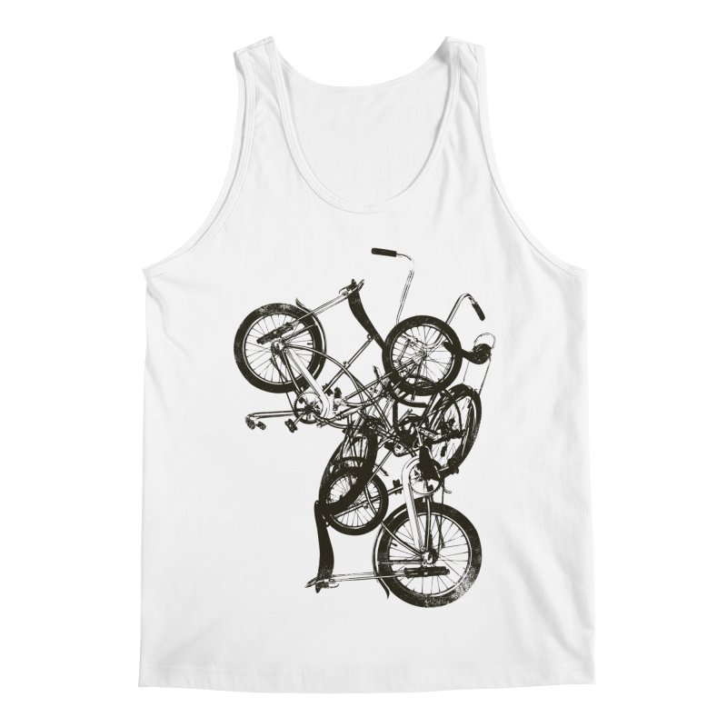 Bike Chaos | On Sale!   ➔ Men's Regular Tank by The Mindful Tee