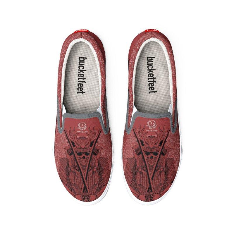 MKI Samurai ( SHOE ) Men's Shoes by mindkillerink's Artist Shop