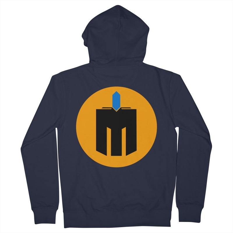 MQ - Plain Women's French Terry Zip-Up Hoody by minequests's Artist Shop
