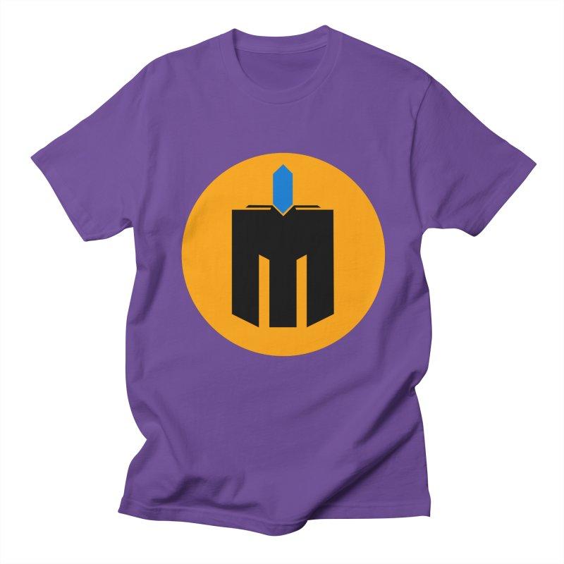 MQ - Plain Men's Regular T-Shirt by minequests's Artist Shop