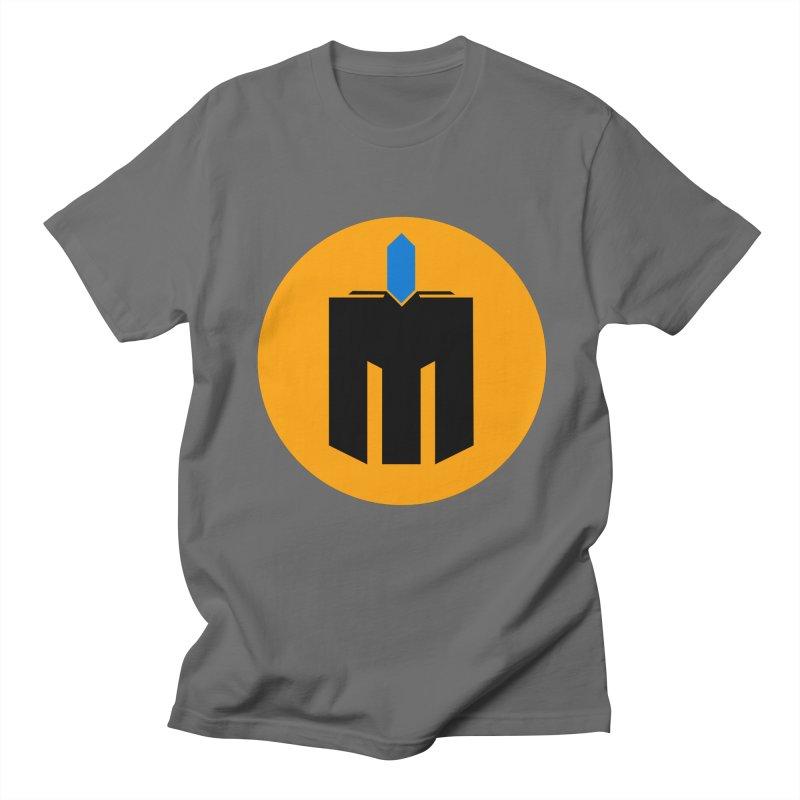MQ - Plain Women's Regular Unisex T-Shirt by minequests's Artist Shop