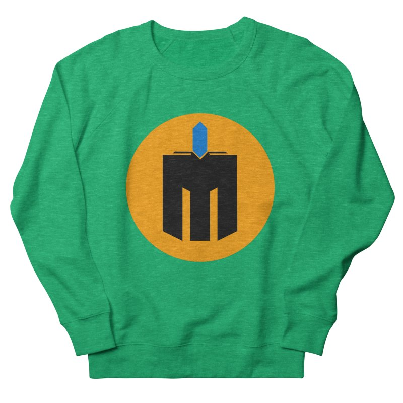 MQ - Plain Men's French Terry Sweatshirt by minequests's Artist Shop