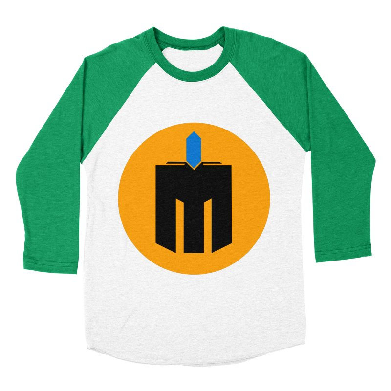 MQ - Plain Women's Baseball Triblend Longsleeve T-Shirt by minequests's Artist Shop