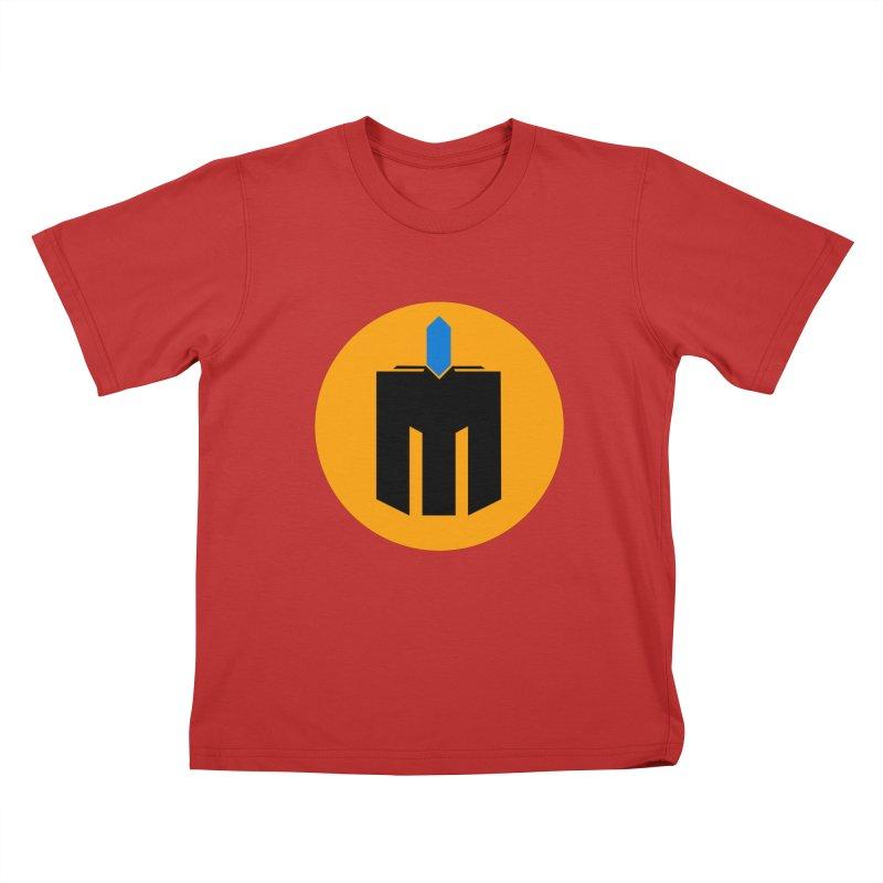 MQ - Plain Kids T-Shirt by minequests's Artist Shop