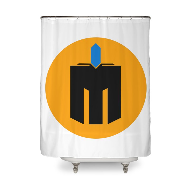 MQ - Plain Home Shower Curtain by minequests's Artist Shop