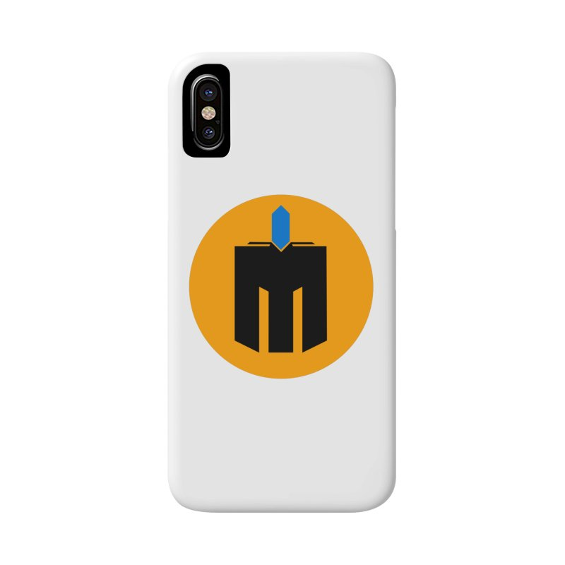 MQ - Plain Accessories Phone Case by minequests's Artist Shop