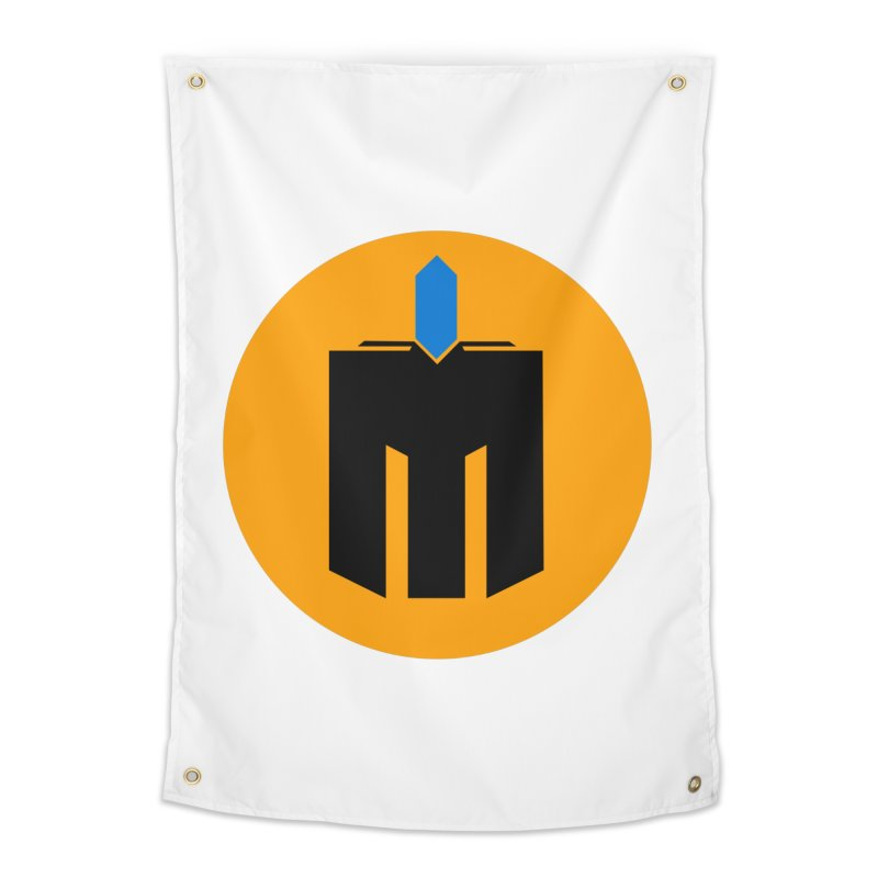 MQ - Plain Home Tapestry by minequests's Artist Shop