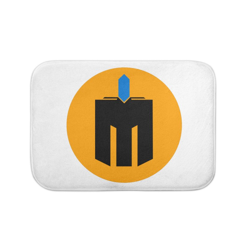 MQ - Plain Home Bath Mat by minequests's Artist Shop