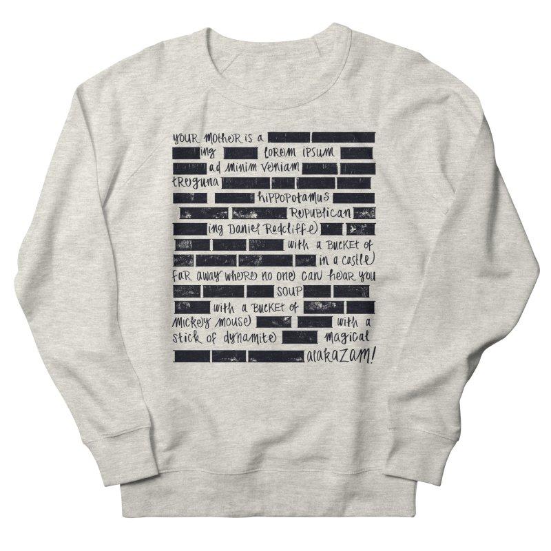 The Elder Swear Men's Sweatshirt by Ming Doyle