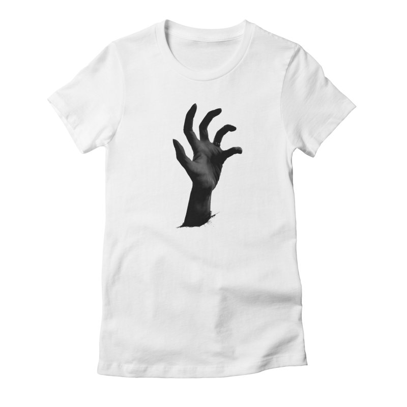 Crone Hand Women's T-Shirt by Ming Doyle