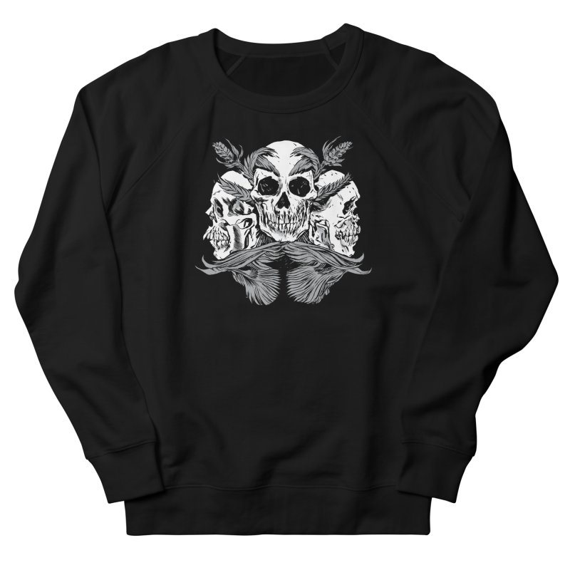 Death Harvest Women's French Terry Sweatshirt by Ming Doyle