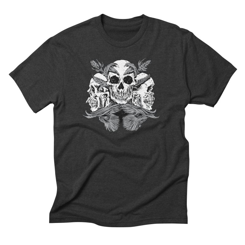 Death Harvest Men's Triblend T-Shirt by Ming Doyle