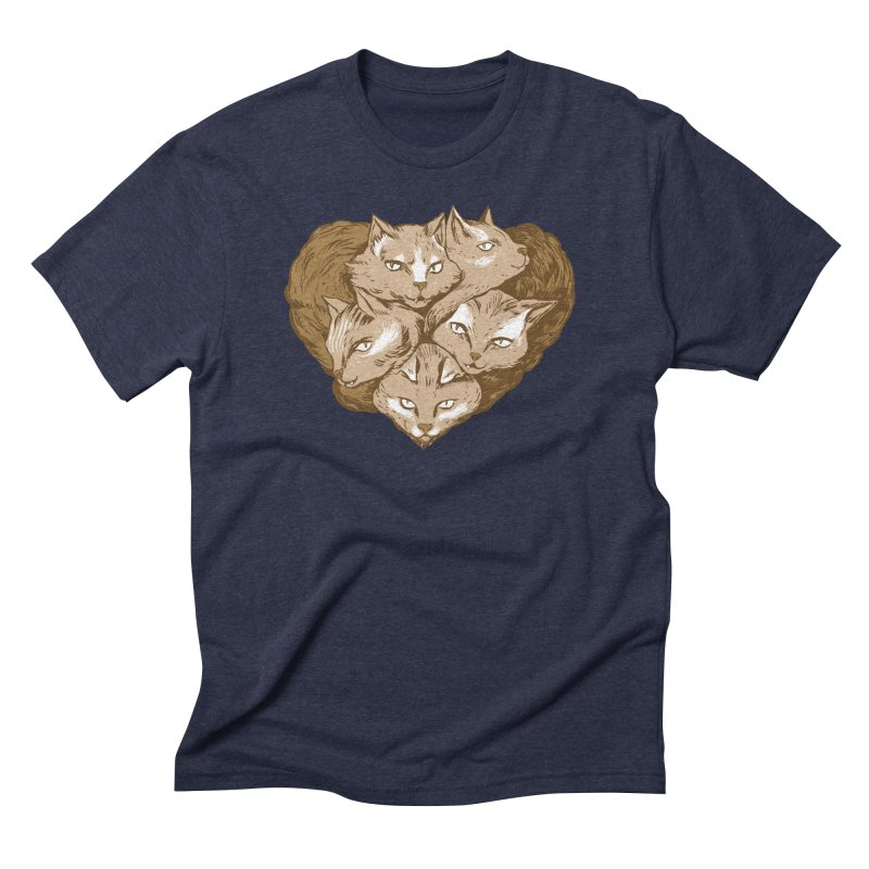RETIRING!! Love Snubs Men's Triblend T-shirt by Ming Doyle