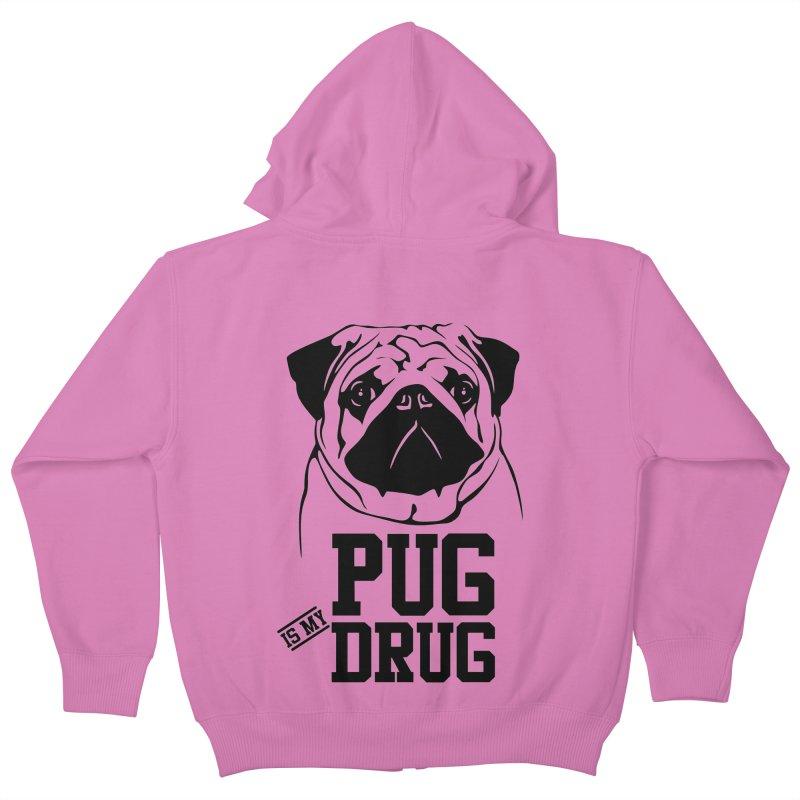 Pug is my Drug Again   by Mini Moo Moo Clothing Company