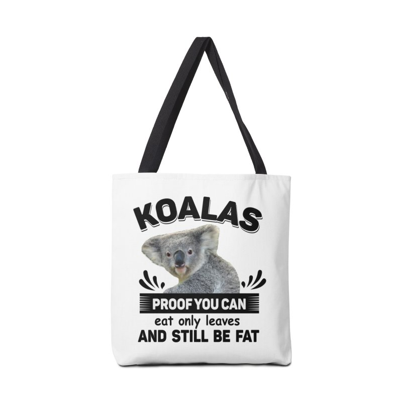 Koala Proof Accessories Bag by Mini Moo Moo Clothing Company