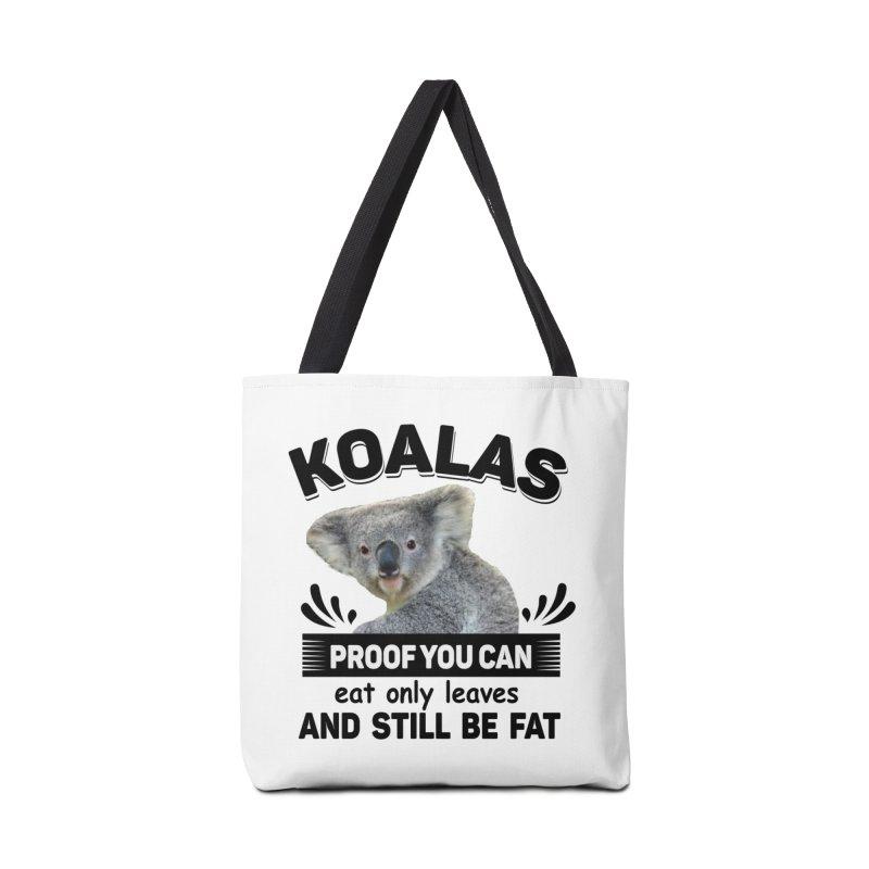 Koala Proof Accessories Bag by Mini Moo Moo Clothing Company