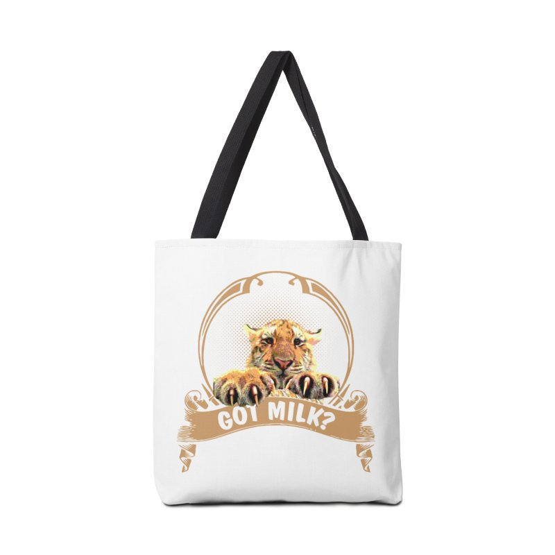 Got Milk Accessories Bag by Mini Moo Moo Clothing Company
