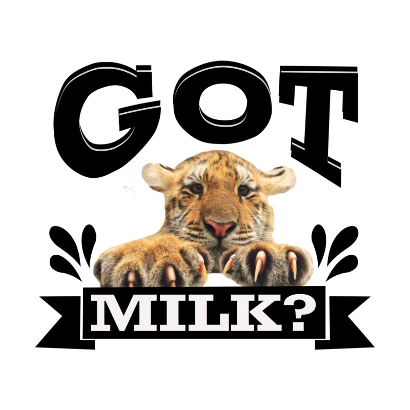 Got more Milk Kids Longsleeve T-Shirt by Mini Moo Moo Clothing Company