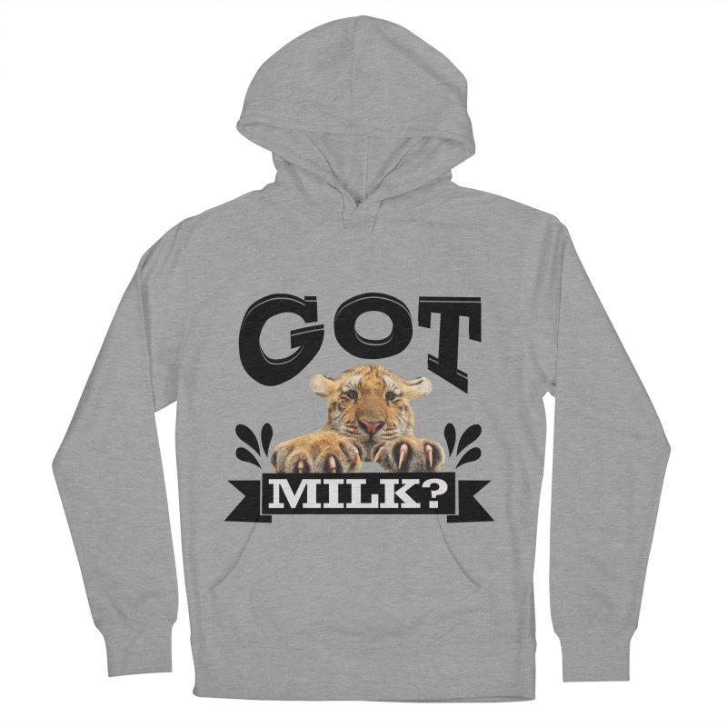 Got more Milk Women's Pullover Hoody by Mini Moo Moo Clothing Company